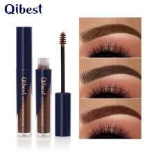 QIBEST 5 Color Natural Waterproof Eyebrow Cream Long Lasting Dark Brown Cosmetic