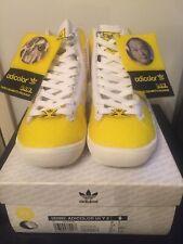 Adidas Adicolor Yellow Y2  Hi TARO Okamoto Uk 7 BNIB
