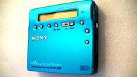 VINTAGE SONY MD MINIDISC WALKMAN RECORDER MZ-R900