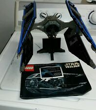 Lego Star Wars TIE Interceptor #7181 UCS w/ Instructions Complete No Box