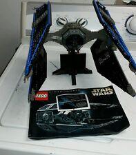 Lego Star Wars TIE Interceptor #7181 UCS w/ Instructions Complete No Box