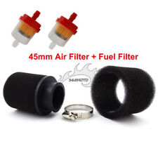 45mm Air Filter For Chinese YX Lifan 140 150cc Engine Carby Pit Motard Dirt Bike