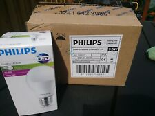 Philips CorePro Screw Bulb x 6 LED Energy Saving White Light