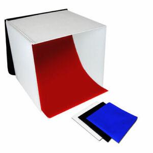 "Photography Studio Cube Lighting In A Box Photo Studio 24"" Photography Tent Box"