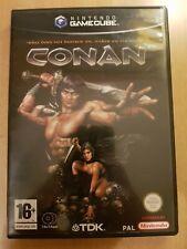 Conan Nintendo GameCube