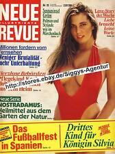 Neue Revue - Nr. 25/1982 vom 19. Juni 1982 - Nostradamus - Sammler - Geschenk