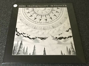 DARK TRANQUILLITY-SKYDANCER-2014 WHITE VINYL LP-100 ONLY!-NEW & SEALED