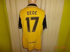 "Borussia Dortmund Nike Trikot 2007/08 ""EVONIK INDUSTRIES"" + Nr.17 Dede Gr.XXL"