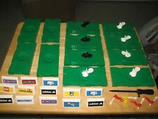 Lego Soccer Field pieces Walls Flags etc. 30 parts included!