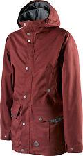 Special Blend Fist Snowboard Jacket (L) Merlot