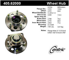 Wheel Bearing and Hub Assembly-Premium Hubs Rear Centric 405.62000
