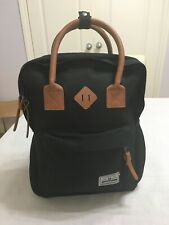 Enrico Benetti Limited Edition Backpack Bag Black A1 condition