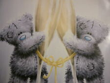 Engagement - Square Softly Drawn - Tatty Teddy Me to You Engagement  Card
