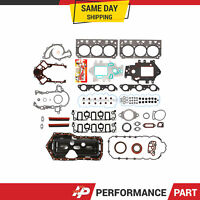 Full Gasket Set for 04-05 Pontiac Grand Prix Supercharged 3.8L 3800cc OHV 12V