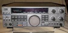 Kenwood R-5000 Communications Receiver HAM Radio Shortwave HF
