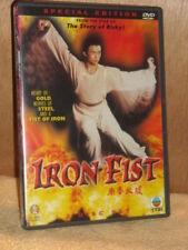 Iron Fist (DVD, 2004, 2-Disc Set) Hung Yen Yen