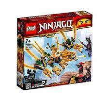 Lego Ninjago Dragón Dorado - 70666 LEGO