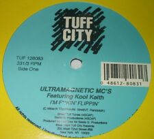 Ultramagnetic MC's Kool Keith I'm F**kin' Flippin' (1994)