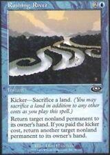 Rushing River X4 LP Planeshift MTG Magic Cards Blue
