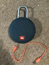 JBL (JBLCLIP3BLU) Clip 3 Waterproof Wireless Bluetooth Speaker - Blue