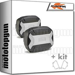 KAPPA MALETAS LATERALES KVC35 MONOKEY HONDA CRF 1100 L AFRICA TWIN 2020 20