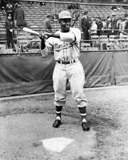 8x10 Print Jackie Robinson Pre Rookie Minor League #JR46