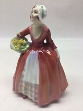 Royal Doulton Hn 1537 Janet Porcelain Figure