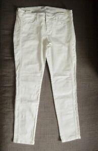 @ MAC @ Jeans Frauen weiß Size XL W34 L30 Modell Lieblings Skinny NEU klassisch