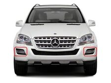 NEW Genuine Mercedes Benz MB ML 2009-W164 pare-chocs Avant DRL Cover Grill Set