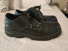 Vintage Jnco Jeans Creeper Shoes, Leather, Black, 12