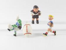 Rugby === 4 x Werbefiguren American Football Sportler Figuren