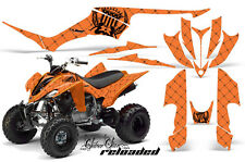 Yamaha Raptor350 AMR Racing Graphic Kit Wrap Quad Decals ATV All Years RELOADED
