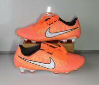 Nike Phantom Venom Elite Fg Soccer Cleats Mango Orange/White Men's Size 8 AO7540