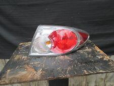06-08 Mazda 6 passenger's side tail light