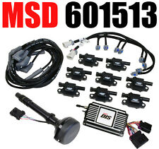 MSD 601513 Direct Ignition System  Chevy Small Block / Chevy Big Block FREE TEE