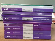 Kaplan AAT Level 4 Reference Text Books (2011-2012)
