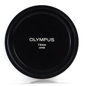 :Olympus Genuine 72mm Screw-On Metal Lens Cap