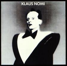 Klaus Nomi – Klaus Nomi CD NEW