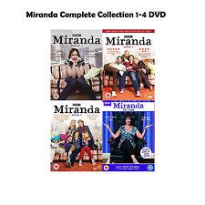 Miranda Complete Collection Series 1-4 Finale DVD Season 1 2 3 4 Original NEW R2