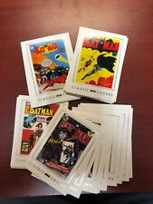 Batman Archives Classic Covers, 63 Card Set. N/M. Great Set. Great Quality