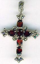 Marcasite Sterling Silver Fine Necklaces & Pendants