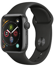 Apple Watch Series 4 A-1977 GPS 40MM space gray Aluminum Case &  Sport Band #7