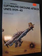 Luftwaffe Ground Attack Units 1939-45, Martin Pegg (English)