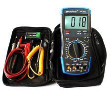 Profi Digital Multimeter HoldPeak HP-760B 20A LED Kapazität hFe °C OHM A V