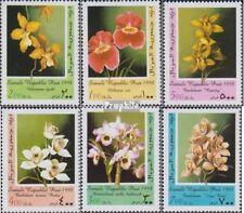 Somali Republic 1998BA-1998 postfrisch 1998 Blumen
