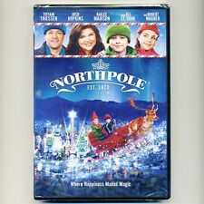 Northpole 2014 G Hallmark family Christmas fantasy holiday movie, new DVD Santa