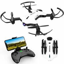DROCON Ninja Drone for Kids & Beginners FPV RC Drone with 720P HD Wi-Fi Camera