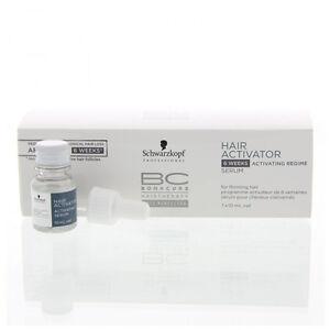 Schwarzkopf Professional BC Hair Growth 6 weeks activating regime Serum 7x 10 ml