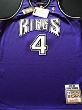 Mitchell & Ness 98-99 Sacramento Kings Chris Webber Authentic Jersey Size 40 M