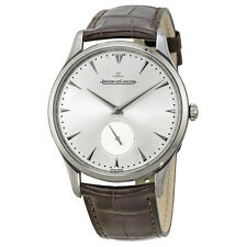Jaeger LeCoultre Master Grand Ultra Thin Stainless Steel Mens Watch Q1358420